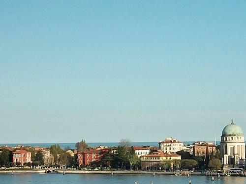 mare spiagge venezia capodanno foto