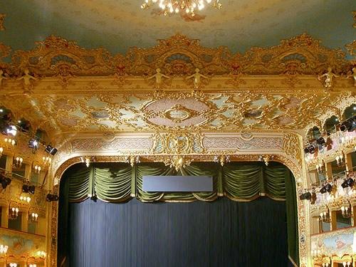 teatro la fenice venezia foto